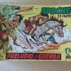 Tebeos: APACHE 2ª -COMPLETA -MAGA ORIGINAL BUEN ESTADO- COL DE 76 NºS . OFERTA. Lote 42856135