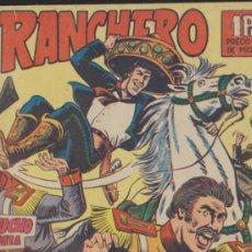 Tebeos: EL RANCHERO. COLECCIÓN COMPLETA 32 EJEMPLARES.. Lote 35472670