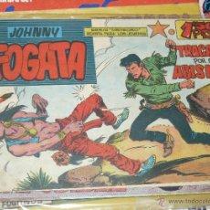Tebeos: TEBEOS-COMICS CANDY - JOHNNY FOGATA - 1960 - MAGA - Nº 5 - DIFICIL *BB99. Lote 43121707