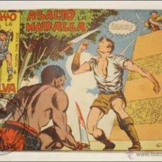 Giornalini: ANTIGUO CÓMIC - RAYO DE LA SELVA - 5. ASALTO A LA MURALLA - EDITORIAL MAGA - 1960. Lote 43197497