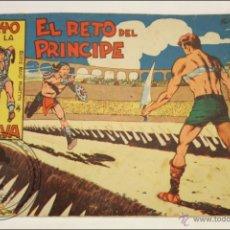Giornalini: ANTIGUO CÓMIC - RAYO DE LA SELVA - 6. EL RETO DEL PRÍNCIPE - EDITORIAL MAGA - 1960. Lote 43197523