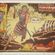 Giornalini: ANTIGUO CÓMIC - RAYO DE LA SELVA - 19. LA RISA DE NANGALUNTA - EDITORIAL MAGA - 1960. Lote 43197666