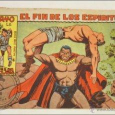 Giornalini: ANTIGUO CÓMIC - RAYO DE LA SELVA - 39. EL FIN DE LOS ESPÍRITUS - EDITORIAL MAGA - 1960. Lote 43197904