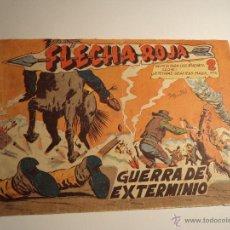 BDs: FLECHA ROJA. Nº 32. MAGA. (A-5). Lote 43203692
