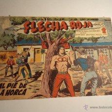BDs: FLECHA ROJA. Nº 37. MAGA. (A-5). Lote 43220409