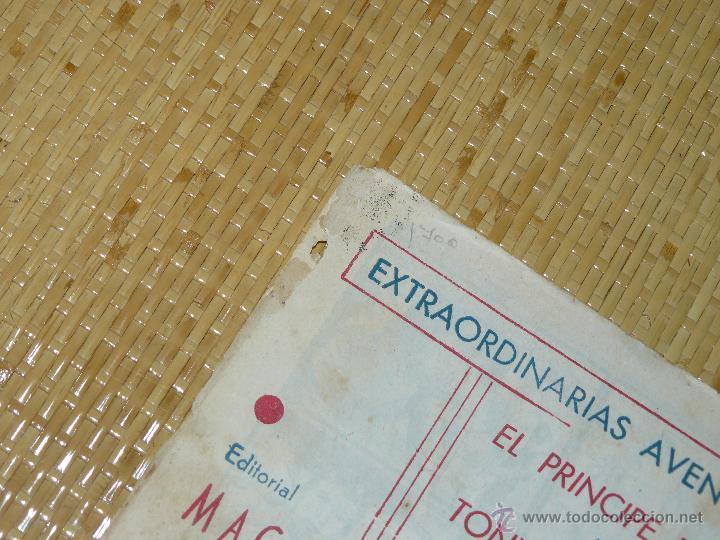 Tebeos: TEBEOS-COMICS CANDY - JUAN BRAVO - Nº 12 - MAGA - 1953 - JOSE ORTIZ - DIFICIL *BB99 - Foto 3 - 43270974