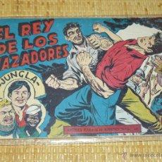Tebeos: TEBEOS-COMICS CANDY - JUNGLA - Nº 34 - MAGA - 1958 - MANUEL GAGO *BB99. Lote 43283619