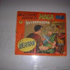 Tebeos: EL LIBERTADOR Nº 18, EDITORIAL MAGA. Lote 43430729