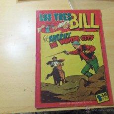 Tebeos: LOS TRES BILL--Nº 36--ORIGINAL--. Lote 43463031