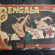 Tebeos: BENGALA Nº 19 EDITORIAL MAGA. Lote 43822368