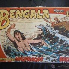 Tebeos: BENGALA Nº 21 EDITORIAL MAGA. Lote 43822382