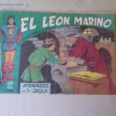 Tebeos: EL LEON MARINO Nº 4 -MAGA. Lote 44039320
