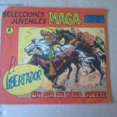 Tebeos: EL LIBERTADOR Nº 16 - MAGA. Lote 44040466