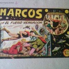 Tebeos: MARCOS Nº 17 - MAGA. Lote 44107761