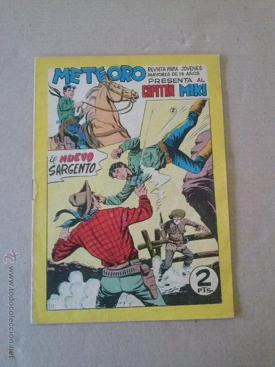 METEORO Nº 2 -MAGA (Tebeos y Comics - Maga - Otros)