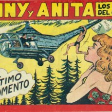 Tebeos: TONY Y ANITA 1 SERIE N 121. Lote 44111192