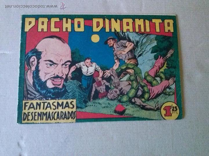 PACHO DINAMITA Nº 85 - MAGA (Tebeos y Comics - Maga - Pacho Dinamita)