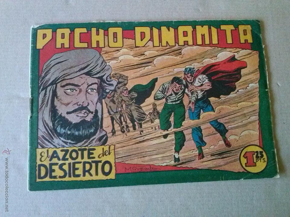 PACHO DINAMITA Nº 77 - MAGA (Tebeos y Comics - Maga - Pacho Dinamita)