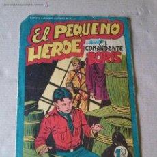 Tebeos: EL PEQUEÑO HEROE Nº 82- MAGA. Lote 44252811