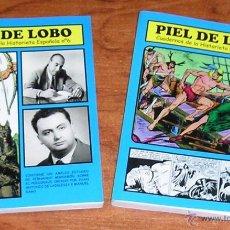 Tebeos: CUADERNOS DE LA HISTORIETA ESPAÑOLA FERNANDO BERNABÓN PIEL DE LOBO COMPLETA 2 Nº. Lote 37060743