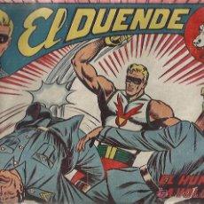 Tebeos: EL DUENDE ( MAGA ) AÑO 1961-1962 LOTE. Lote 44354389