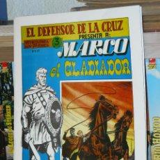 Tebeos: TEBEOS-COMICS GOYO - MARCO EL GLADIADOR - DON LAWRENCE - COMPLETA *AA99. Lote 44418058
