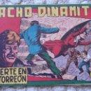Tebeos: PACHO DINAMITA. MUERTE EN EL TORREÓN. EDITORIAL MAGA. Lote 44717353