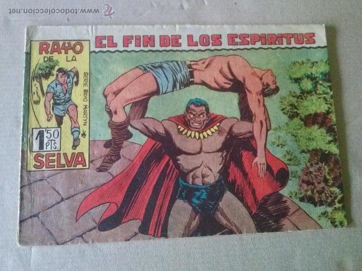 RAYO DE LA SELVA Nº 39 - MAGA (Tebeos y Comics - Maga - Rayo de la Selva)