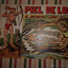 Tebeos: PIEL DE LOBO Nº 59 EDITORIAL MAGA. Lote 45469383