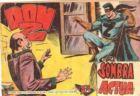 DON Z (MAGA) Nº 63 (Tebeos y Comics - Maga - Don Z)