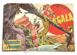 BENGALA Nº 33, ORIGINAL (Tebeos y Comics - Maga - Bengala)