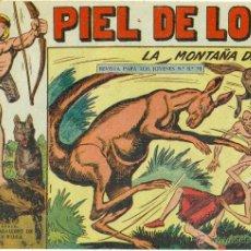 Tebeos: PIEL DE LOBO Nº 69 ORIGINAL. Lote 45743924