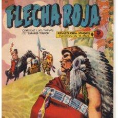 BDs: FLECHA ROJA. Nº 24. MAGA (C/A3). Lote 45968364