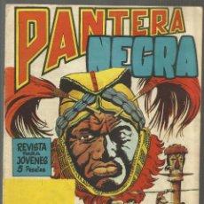 Tebeos: PANTERA NEGRA REVISTA Nº 2. Lote 46003828