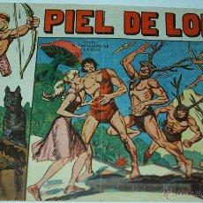 Tebeos: PIEL DE LOBO Nº 1 -- ORIGINAL MAGA 1959- LEER TODO. Lote 46038246