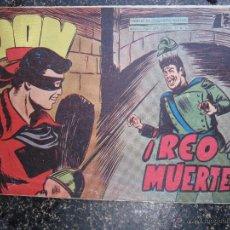 Giornalini: DON Z , NUMERO 44 - REO DE MUERTE - EDITORIAL MAGA. Lote 46064959
