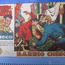 Tebeos: TONY Y ANITA , LOS ASES DEL CIRCO , N .31 ORIGINAL , MAGA 1960. Lote 46107992