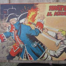 Tebeos: HACHA Y ESPADA , NUMERO 6 - EDITORIAL MAGA. Lote 46116864