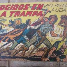 BDs: EL PALADIN AUDAZ , NUMERO 16 - MAGA. Lote 46117050