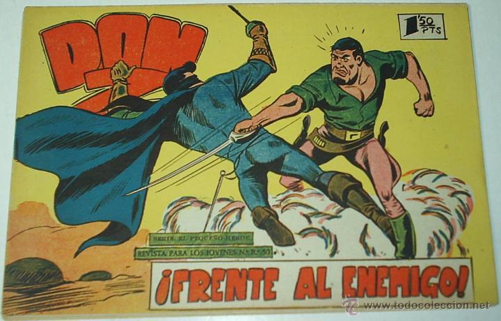 DON Z -- Nº 61 -- ORIGINAL SIN ABRIR - LEER TODO (Tebeos y Comics - Maga - Don Z)