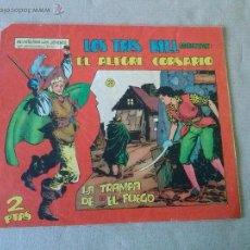 Tebeos: LOS TRES BILL, EL ALEGRE CORSARIO Nº 23- 68- MAGA. Lote 46250414
