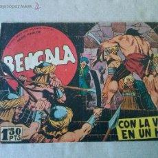 Livros de Banda Desenhada: BENGALA 1º - Nº 20 - MAGA. Lote 46250812