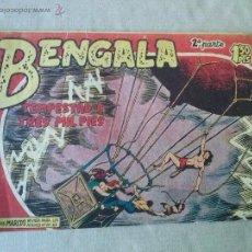 Tebeos: BENGALA 2º - Nºº 28 - MAGA. Lote 46252067