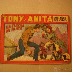 Giornalini: TONY Y ANITA Nº 73, DE 1,25, EDITORIAL MAGA. Lote 46317743