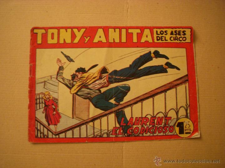 TONY Y ANITA Nº 88, DE 1,25, EDITORIAL MAGA (Tebeos y Comics - Maga - Tony y Anita)