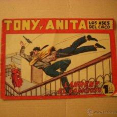 Tebeos: TONY Y ANITA Nº 88, DE 1,25, EDITORIAL MAGA. Lote 46317762