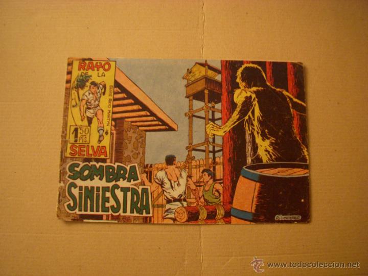 EL RAYO DE LA SELVA Nº 13, EDITORIAL MAGA (Tebeos y Comics - Maga - Rayo de la Selva)