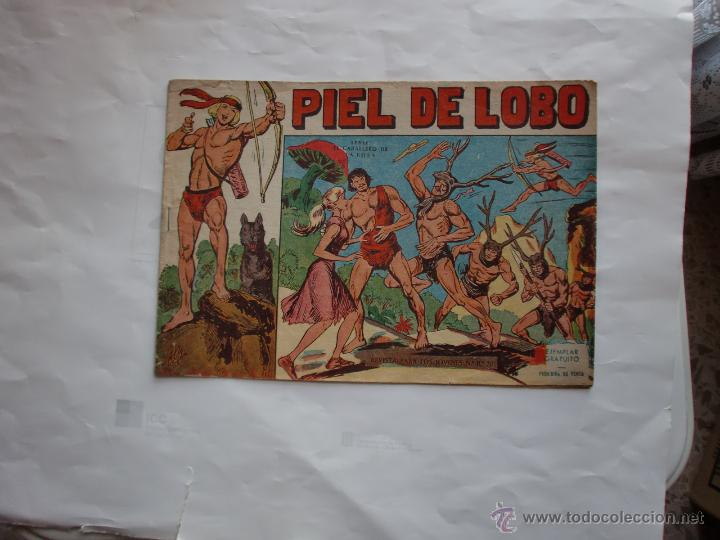 PIEL DE LOBO Nº 1 ORIGINAL (Tebeos y Comics - Maga - Piel de Lobo)