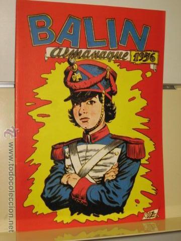 BALIN ALMANAQUE 1956 EDITORIAL MAGA REEDICION (Tebeos y Comics - Maga - Tony y Anita)