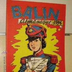 Livros de Banda Desenhada: BALIN ALMANAQUE 1956 EDITORIAL MAGA REEDICION. Lote 54578731